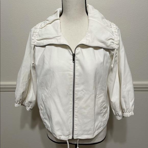 Nine West cropped jacket